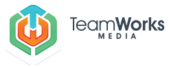 TeamWorks Media Logo