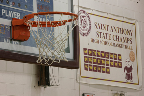 St. Anthony Scoreboard