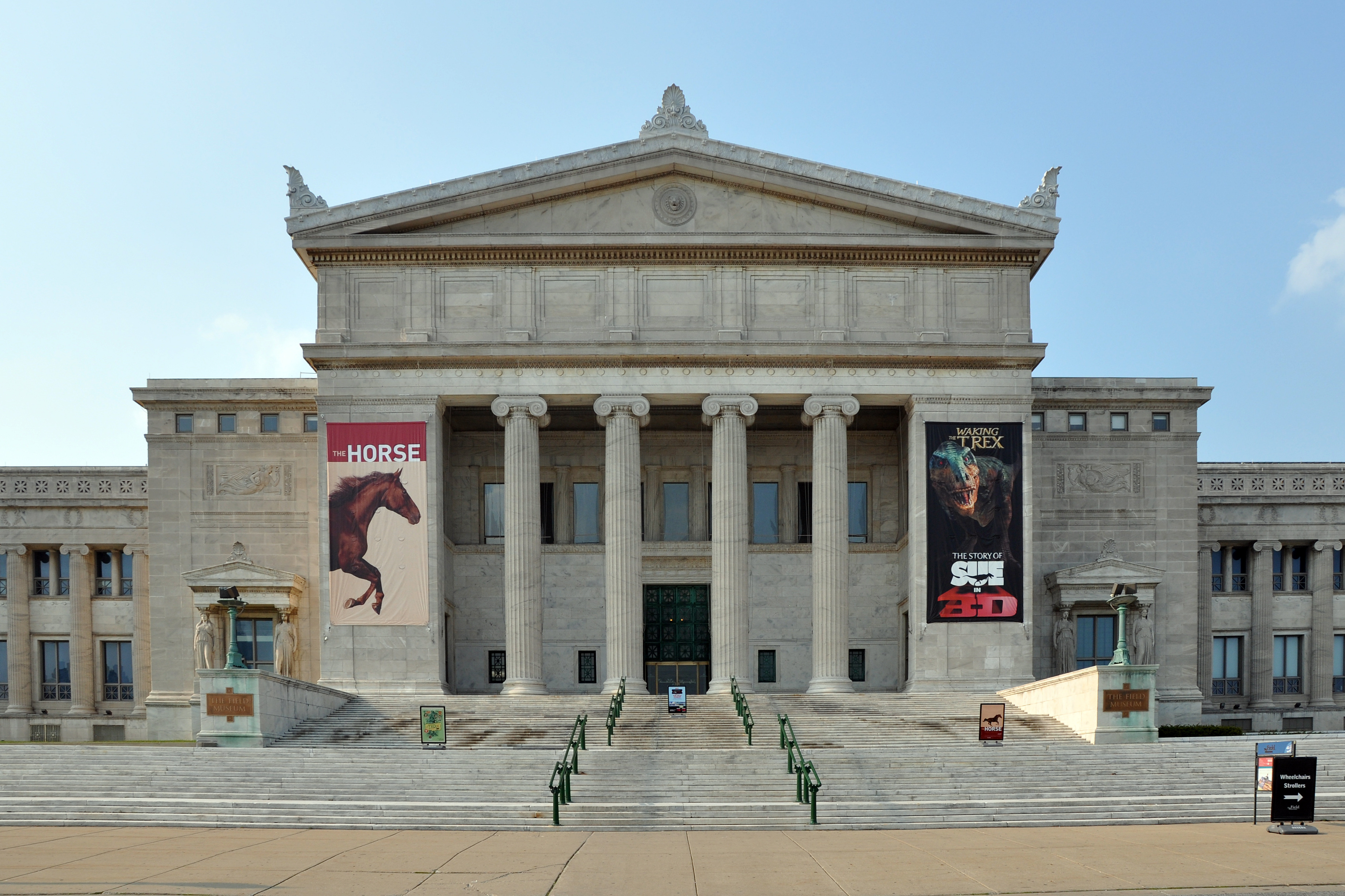 The Museum Of Natural History Chicago