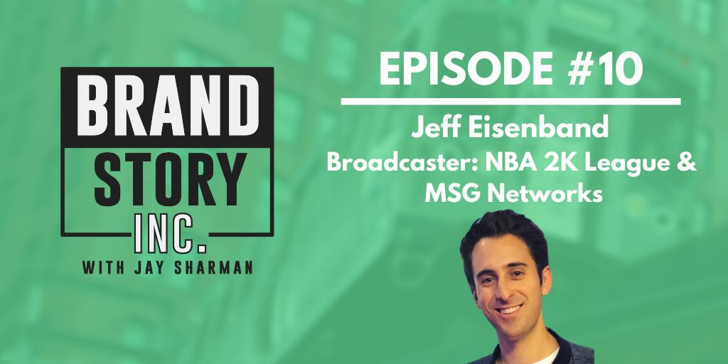 Jeff Eisenband NBA 2K